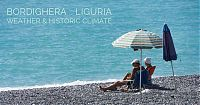 bordighera weather and historic climate charts