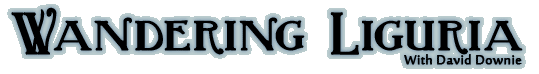 wandering liguria logo