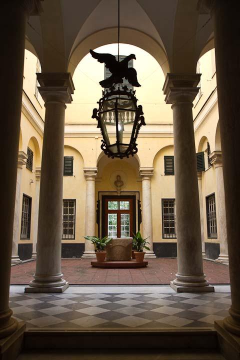genoa palazzo