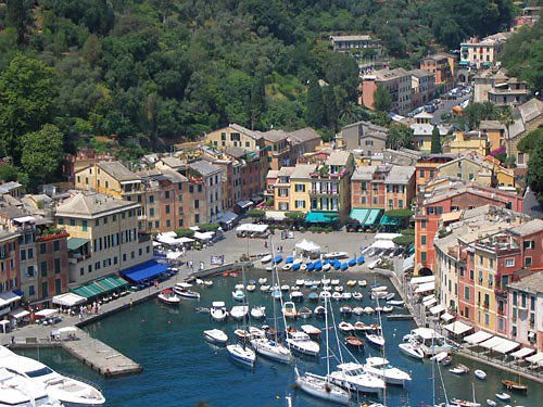portofino photo